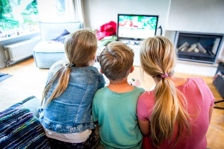 Kinderen voor de televisie